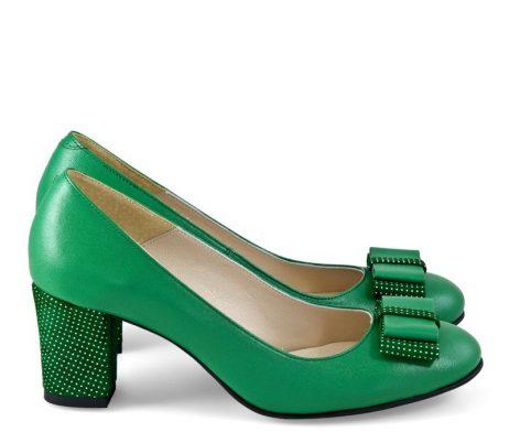 pantofi pe comanda incaltaminte la comanda verde