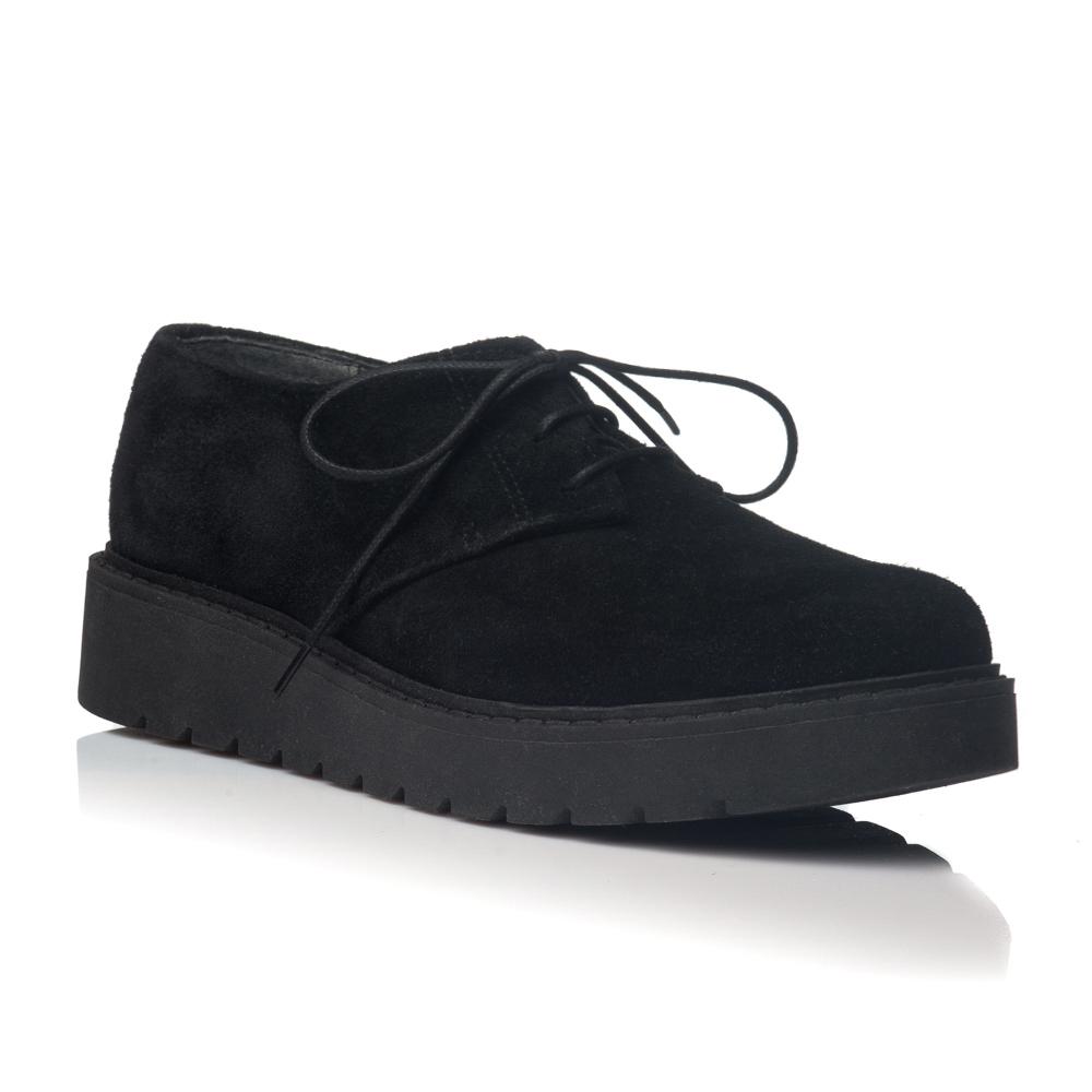 oferte grozave 2017 cum să cumpere stiluri proaspete drăguţ preturi ieftine Pantofi 2018 pantofi sport dama cu talpa ortopedica  piele intoarsa oxford - carpathian-endemics.ro