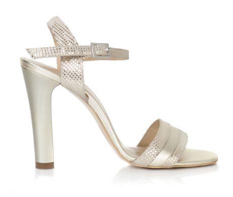 sandale dama sandale femei sandale aurii