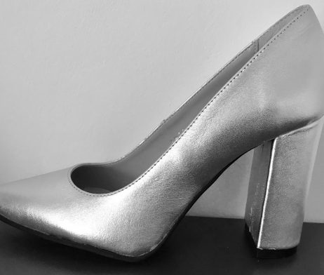pantofi dama argintiu pantofi argintii pantofi piele argintiu pantofi silver