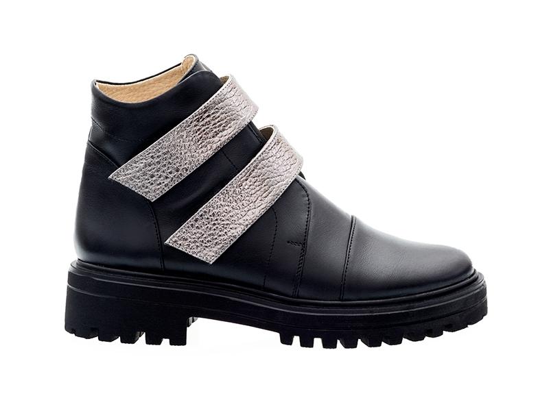 produs nou special pentru pantofi selecție premium Ghete dama din piele M35 - Pantofi Piele - Incaltaminte dama din ...